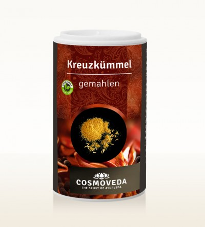 Kreuzkümmel gem. Fair Trade Dose 25g