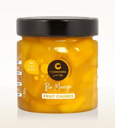 Organic Mango Chunks 200g