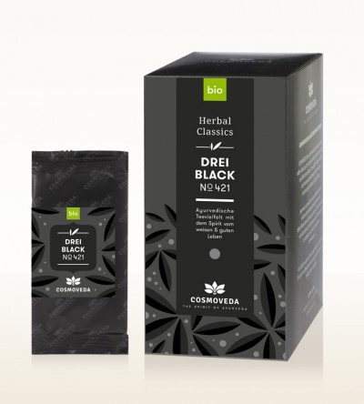 Organic 3 Black Tea
