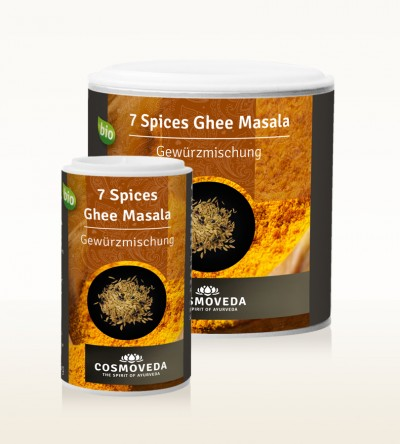 BIO 7 Spices Ghee Masala