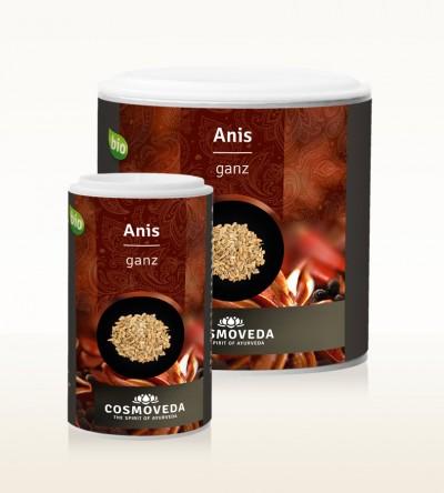 Organic Anise whole