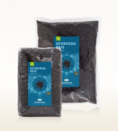 Organic Black Ayurveda Rice
