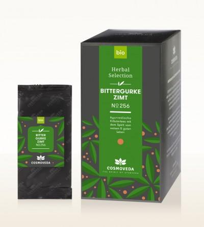 Organic Bitter Cucumber Cinnamon Tea
