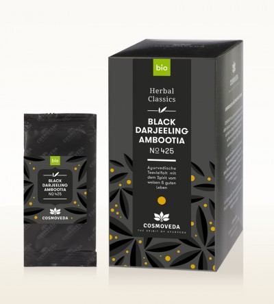 Organic Black Darjeeling Ambootia Tea