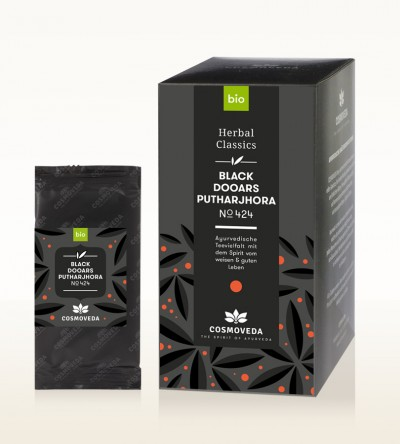 Organic Black Dooars Putharjhora Tea