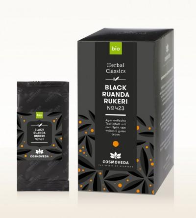 BIO Black Ruanda Rukeri Tee