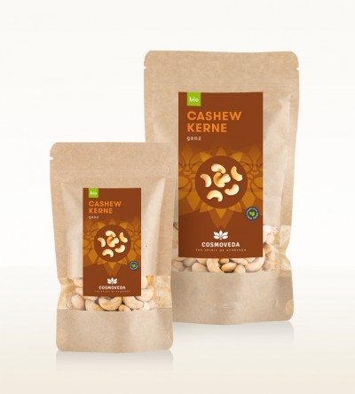 Organic Cashew Nuts Whole