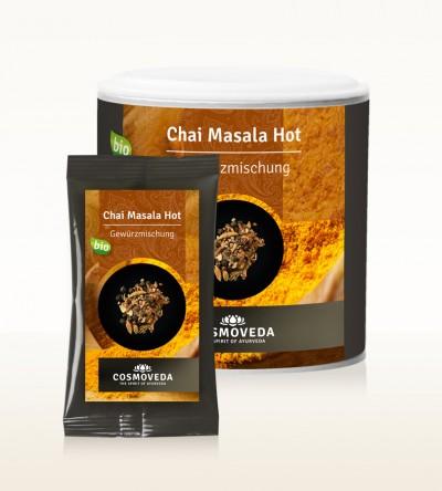 Organic Chai Masala hot