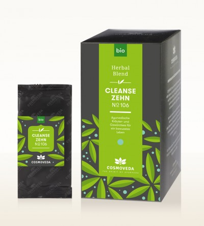 Organic Cleanse 10 Tea
