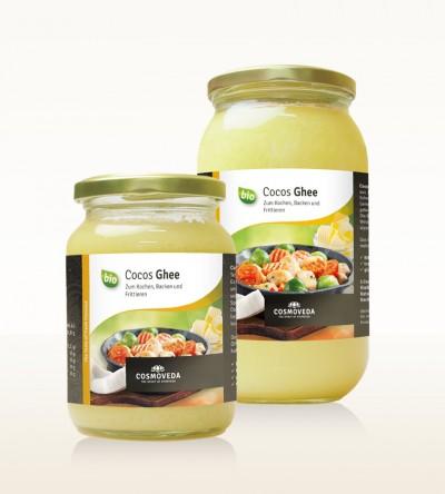 Organic Coconut Ghee