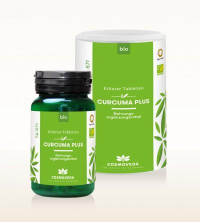 Organic Curcuma Plus Tablets