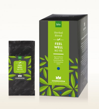 Organic Feel Well Tea