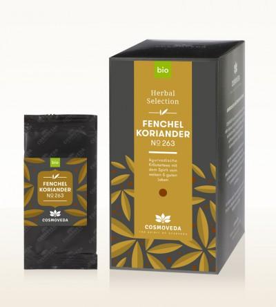 Organic Fennel Coriander Tea