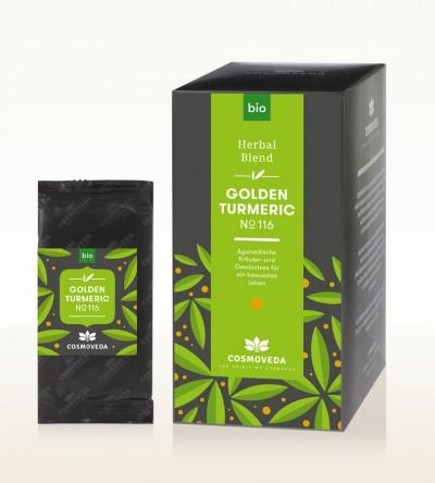 BIO Golden Turmeric Tee