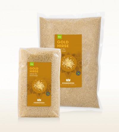 Organic Golden Millet