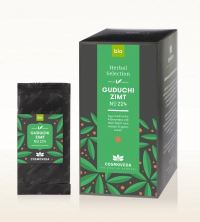 BIO Guduchi Zimt Tee
