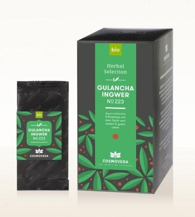 Organic Gulancha Ginger Tea