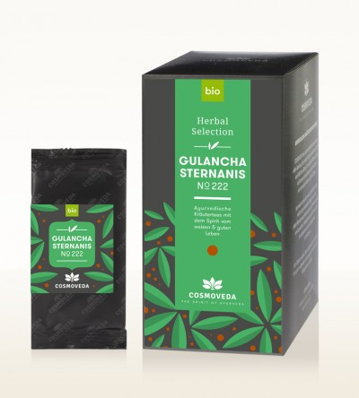 Organic Gulancha Star Anise Tea