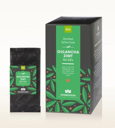 Organic Gulancha Cinnamon Tea