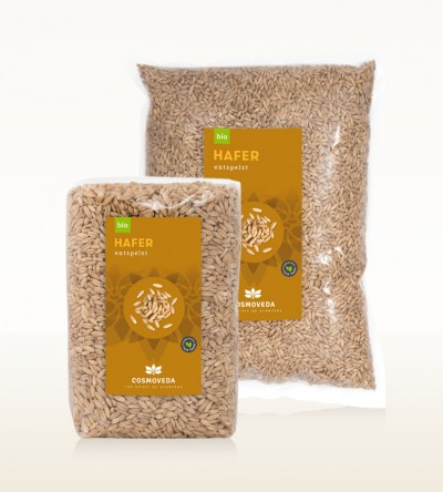 Organic Oat Hulled