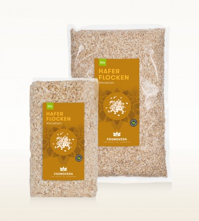 Organic Small Leaf Oat Flakes