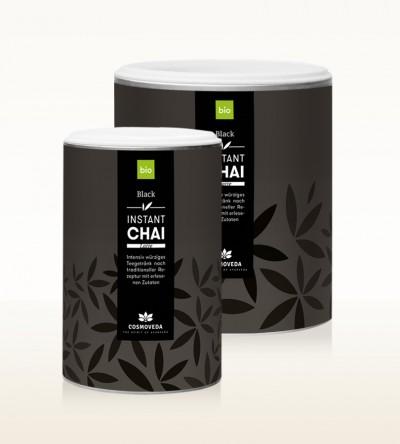 Organic Instant Chai Latte - Black
