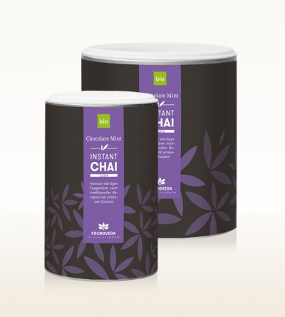 Organic Instant Chai Latte - Chocolate Mint