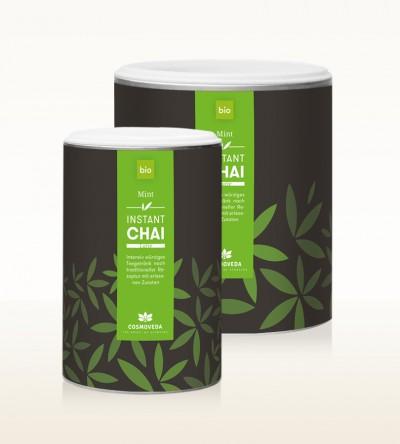 Organic Instant Chai Latte - Mint