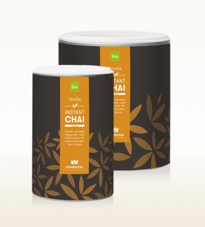Organic Instant Chai Latte - Vanilla