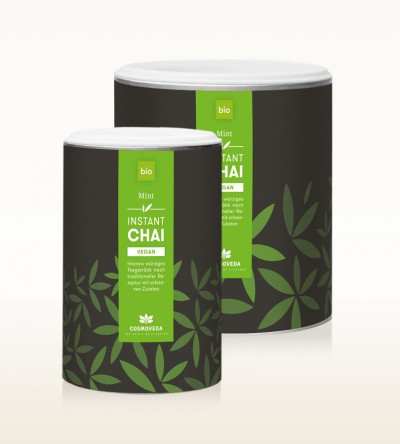 Organic Instant Chai Vegan - Mint