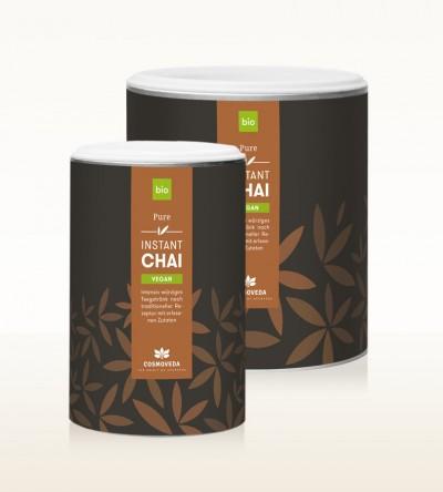Organic Instant Chai Vegan - Pure