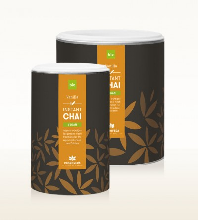 Organic Instant Chai Vegan - Vanilla