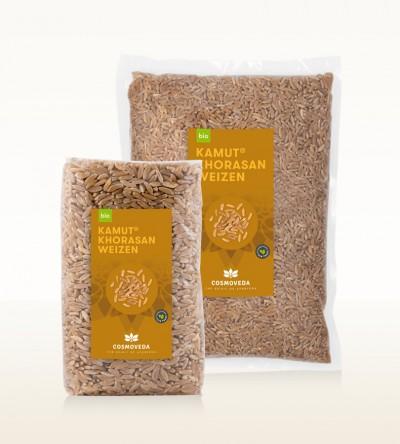 Organic Kamut ® / Khorasan Wheat