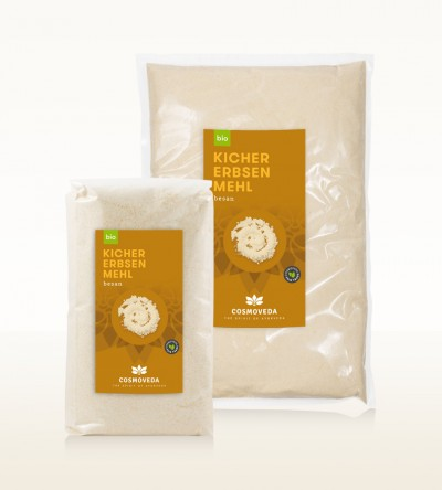 Organic Besan chickpea flour