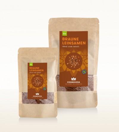 Organic Brown Linseeds