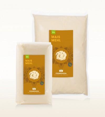Organic Maize Meal