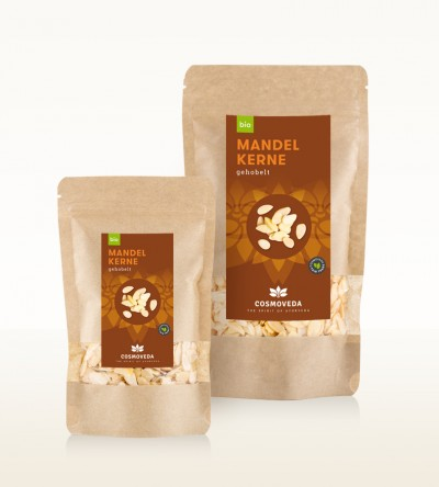 Organic Almonds Flakes