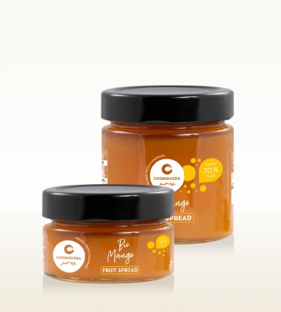 Organic Mango Fruit Spread