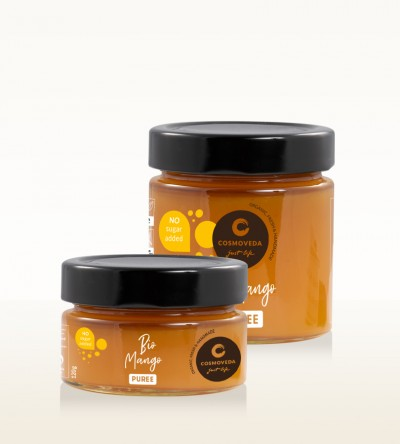 Organic Mango Puree