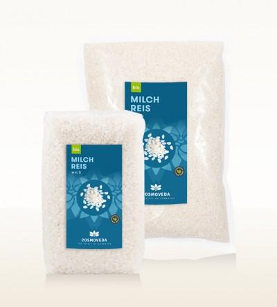 Organic Milk Rice