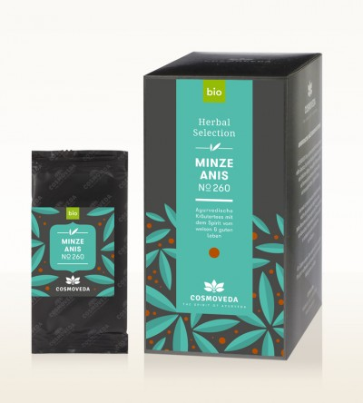 Organic Mint Anise Tea