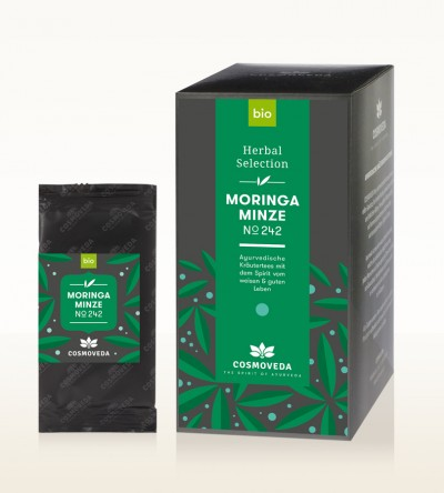 Organic Moringa Mint Tea