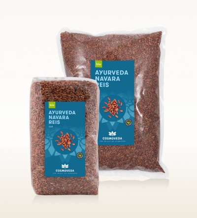Organic Red Ayurveda Navara Rice