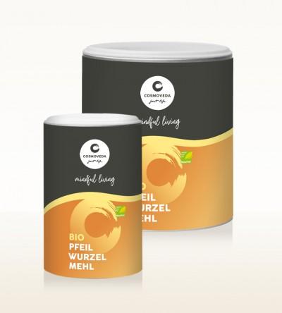 Organic Arrowroot Flour