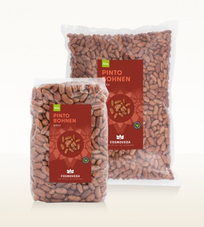 Organic Pinto Beans whole