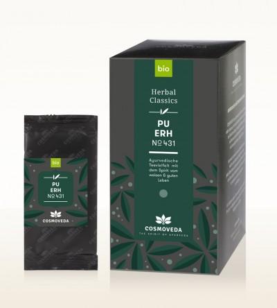 Organic Pu Erh Tea
