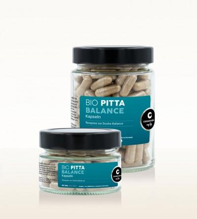 Organic Ayus Rasayana Capsules - Pitta Balance