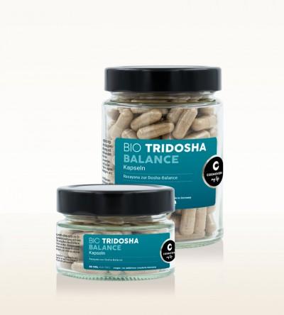 Organic Ayus Rasayana Capsules - Tridosha