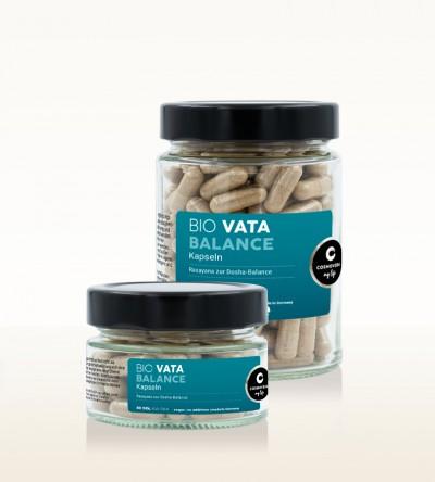 Organic Ayus Rasayana Capsules - Vata