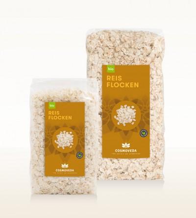 Organic Rice Flakes